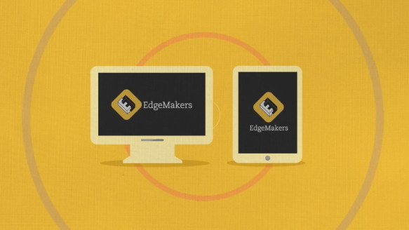 Edgemakers- Motion Graphic information video