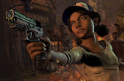 The Walking Dead : The New Frontier